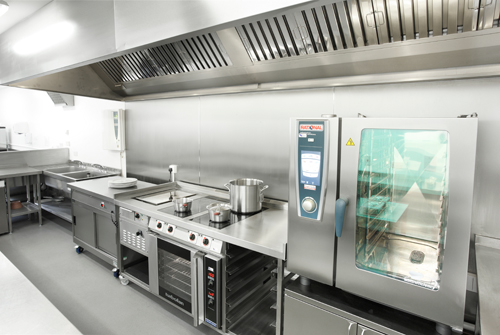 Building A Commercial Kitchen For Catering