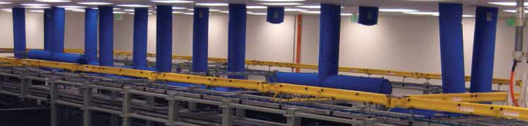 DuctSox Case Study: A Cost-Cutting Solution To Full Cooling Build-Outs In Data Centers
