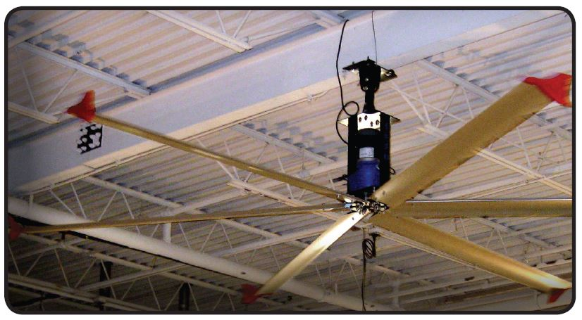 SkyBlade Testimonial: Sporting Facility