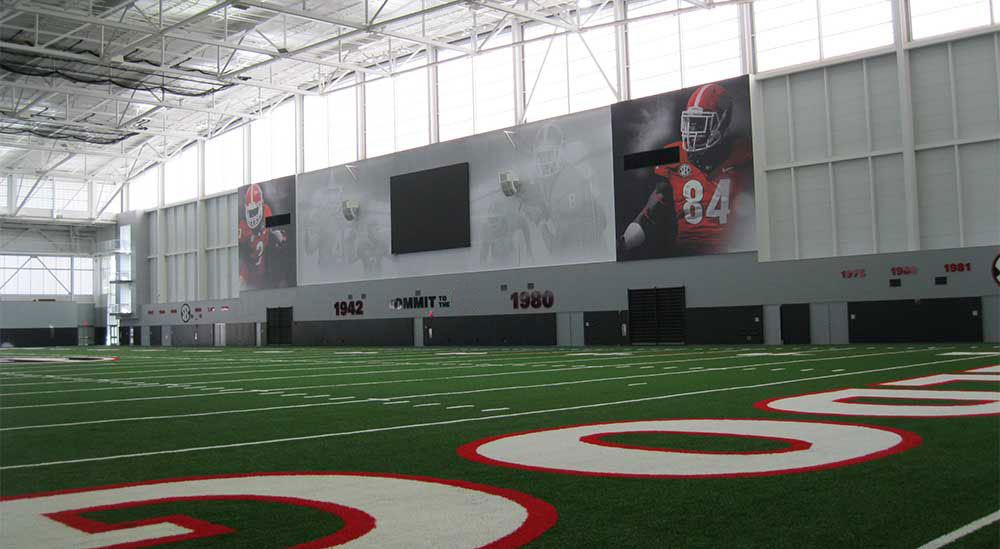 Johnson Air-Rotation Case Study: University Athletics Facility